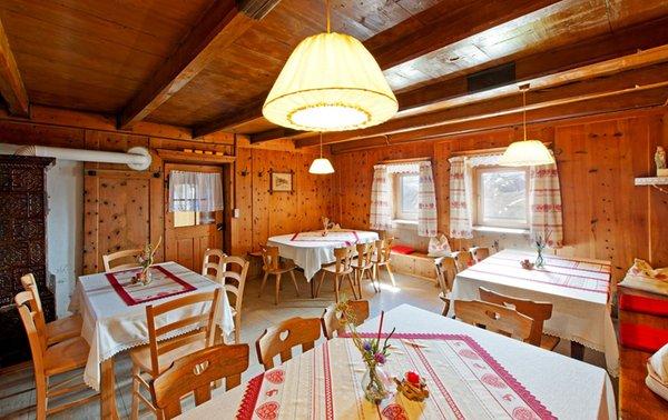 Das Restaurant Völs am Schlern Bolzano - Schlernhaus