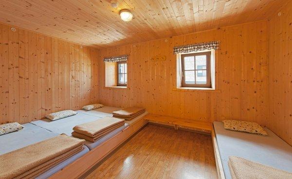 Foto vom Zimmer Berghütte mit Zimmern Bolzano - Schlernhaus