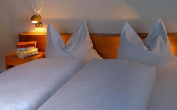 Foto vom Zimmer Dolomiti Hotel Adler Carezza