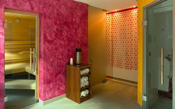 Foto vom Wellness-Bereich Dolomiti Hotel Adler Carezza