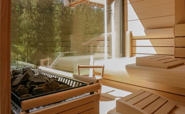 Photo of the sauna Nova Levante