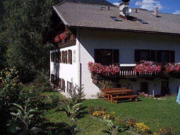 Sommer Präsentationsbild Ferienwohnungen auf dem Bauernhof Schnapperhof