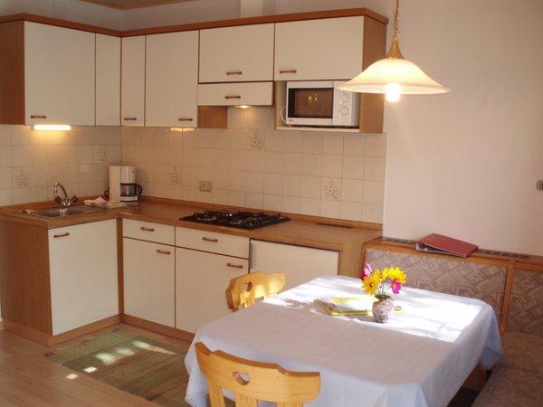 Foto der Küche Schnapperhof