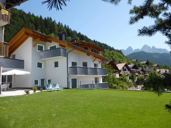 Foto estiva di presentazione Plank - Garni (B&B) + Appartamenti 3 soli