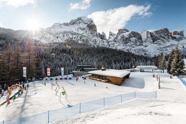 Foto invernale di presentazione Ristorante Bistro La Scola