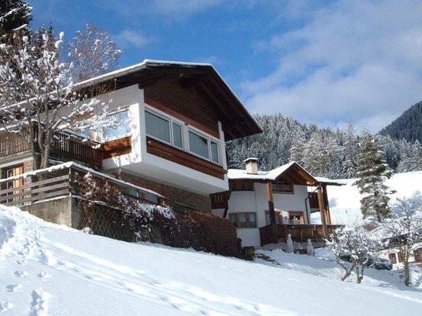Winter Präsentationsbild Ferienwohnungen Haus Helga