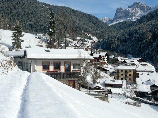 Foto Außenansicht im Winter Haus Helga