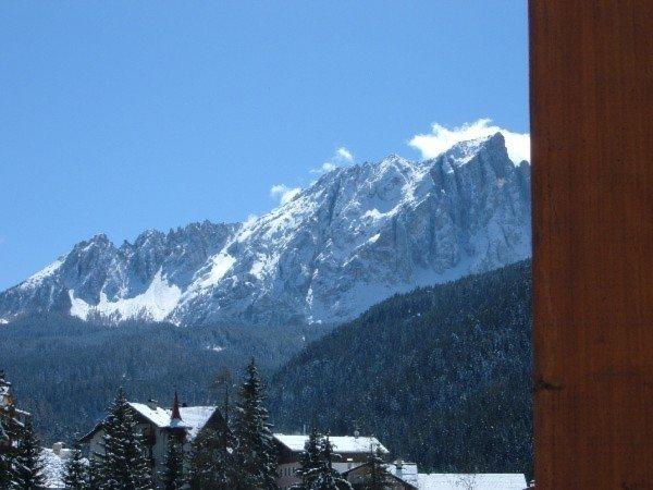 Foto vom Balkon Haus Helga