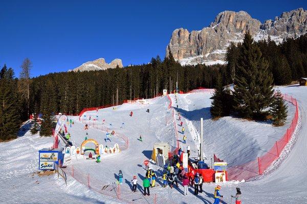 Winter activities Val d'Ega, Carezza and Obereggen