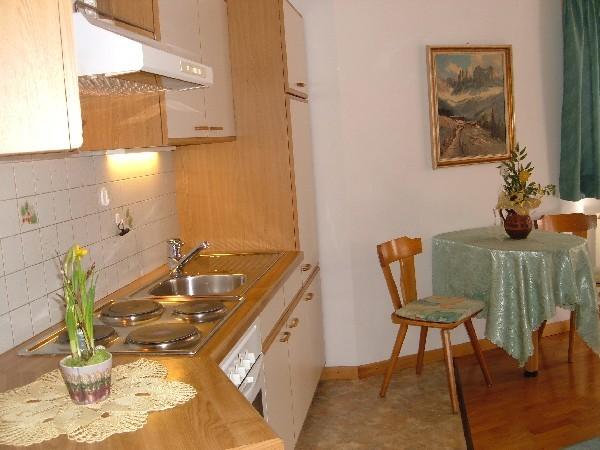 Foto della cucina Haus Helga