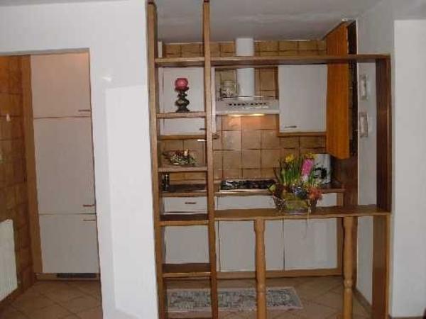 La zona giorno Haus Helga - Appartamenti 3 soli