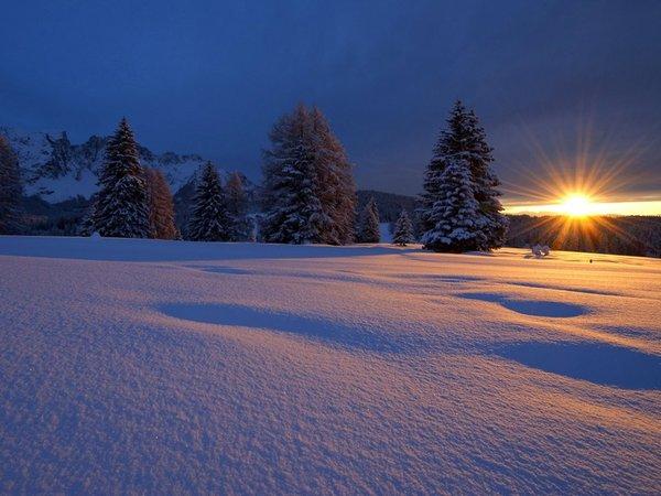 Photo gallery Nova Levante / Welschnofen winter