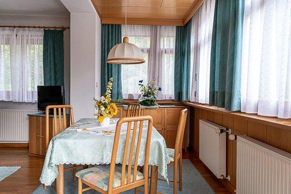 Der Wohnraum Ferienwohnungen Haus Helga