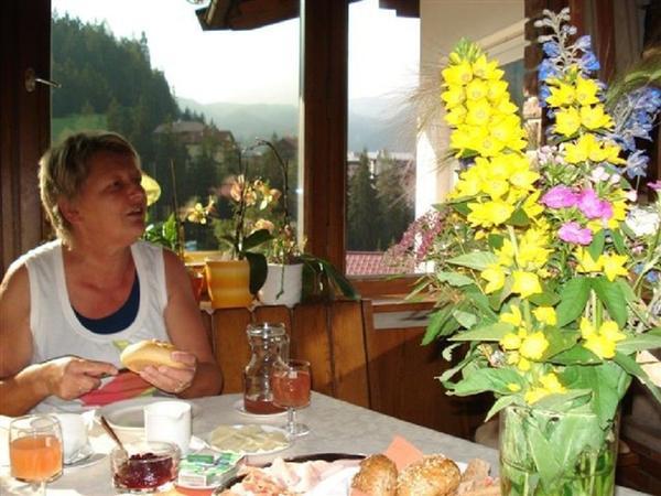 Das Frühstück Ferienwohnungen Haus Helga