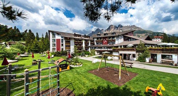 Foto estiva di presentazione Sporthotel Alpenrose - Hotel 4 stelle
