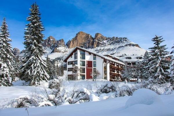 Foto invernale di presentazione Sporthotel Alpenrose - Hotel 4 stelle