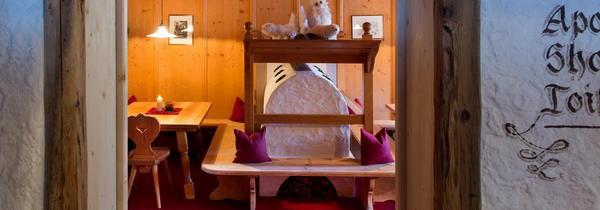 Foto della stube  Sporthotel Alpenrose