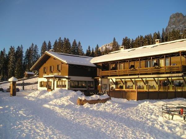 Foto invernale di presentazione Frommeralm - Albergo 2 stelle