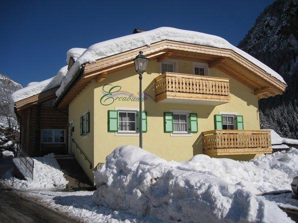 Winter presentation photo Residence Ercabuan