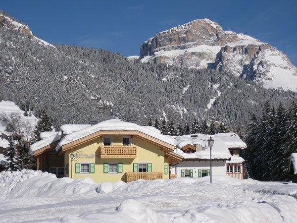 Photo exteriors in winter Ercabuan