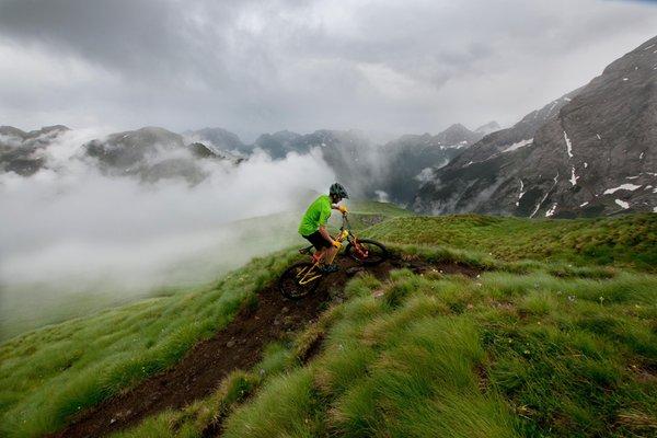 Präsentationsbild Agordino Bike Guides