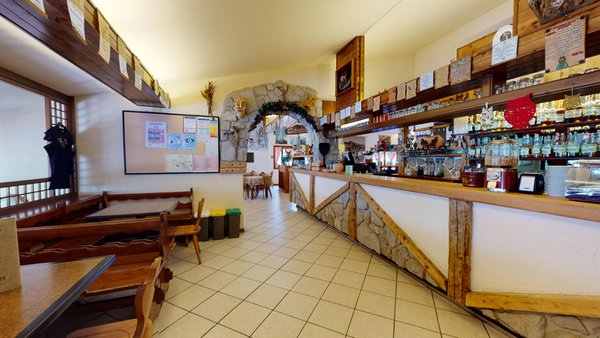 Foto von der Bar Ristorante Pizzeria Davòst