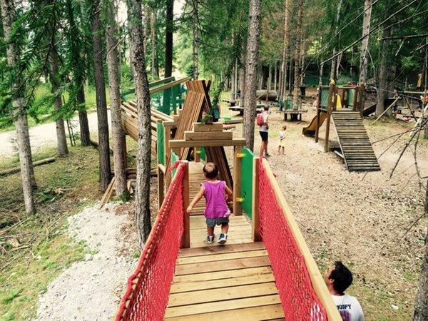 Foto vom Kinderspielplatz