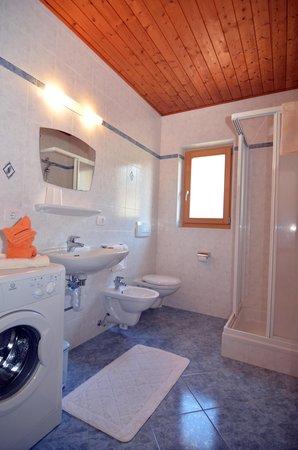 Photo of the bathroom Farmhouse apartments Unterkoflhof