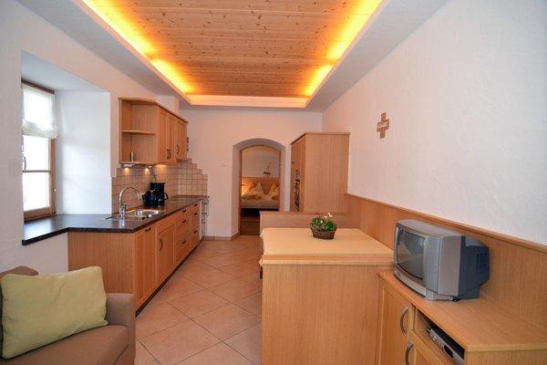 Photo of the kitchen Unterkoflhof
