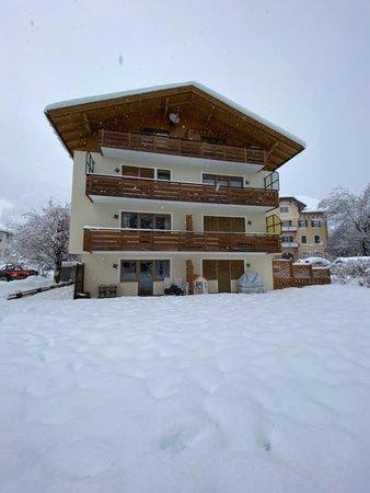 Foto invernale di presentazione Appartamento San Candido