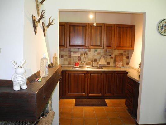 Foto della cucina San Candido