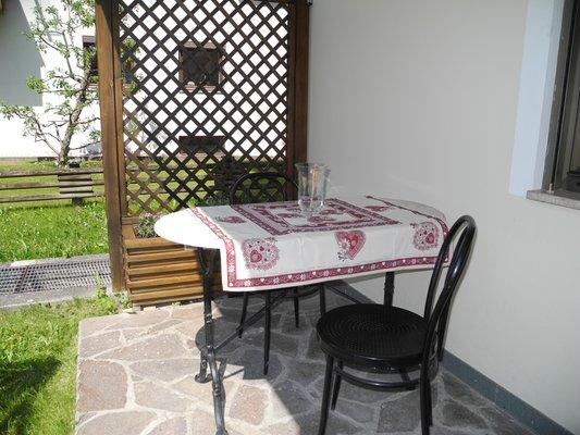 Foto del balcone San Candido