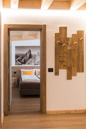 Foto della camera Latemar Fiemme Apartments