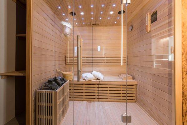 Foto della sauna Tesero