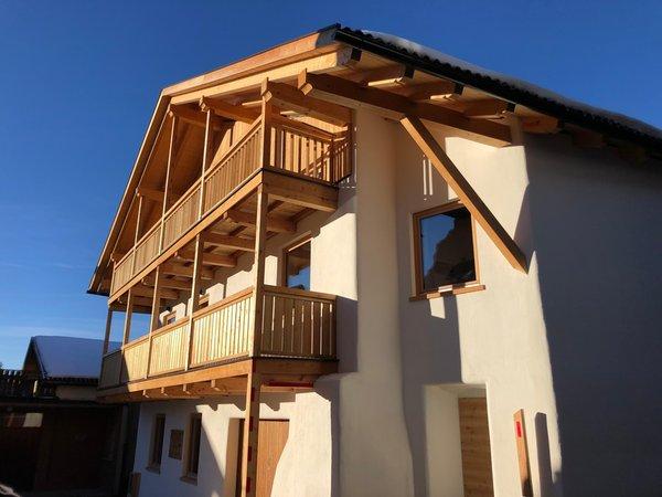 Foto invernale di presentazione Latemar Fiemme Apartments