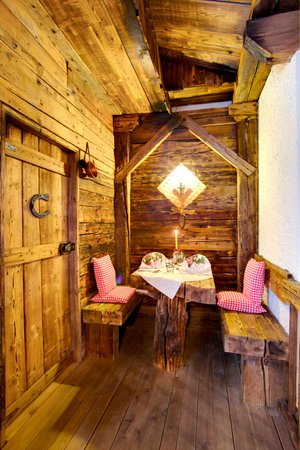 Foto della stube  Hotel Castel Latemar