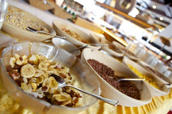 La colazione Castel Latemar - Hotel 3 stelle