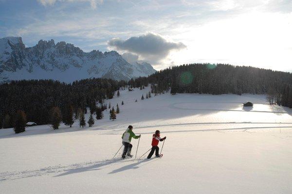 Attività invernali Val d'Ega