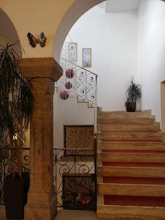 Le parti comuni Hotel Castel Latemar