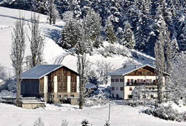 Foto invernale di presentazione Eggererhof - Camere in agriturismo 3 fiori