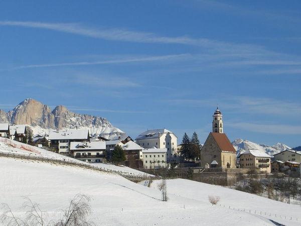 Panoramic view Nova Ponente / Deutschnofen