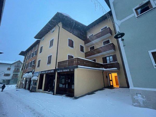 Foto invernale di presentazione Appartamenti Molveno Centro