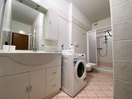 Foto del bagno Appartamenti Molveno Centro