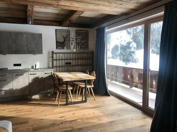 Foto der Küche Grieshof am Pühel
