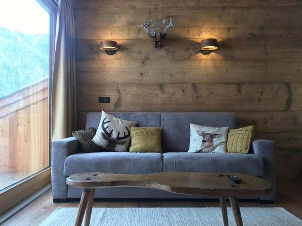 Das Wohnzimmer Ferienwohnungen Grieshof am Pühel