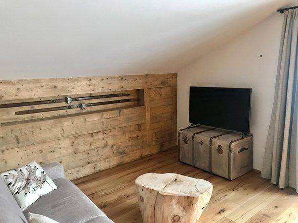 Der Wohnraum Ferienwohnungen Grieshof am Pühel