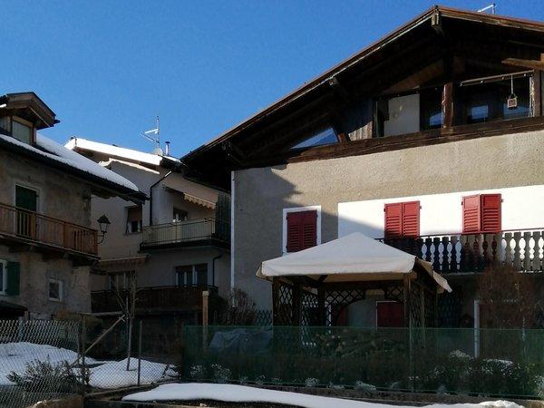 Foto invernale di presentazione Appartamento Casa Pedonda