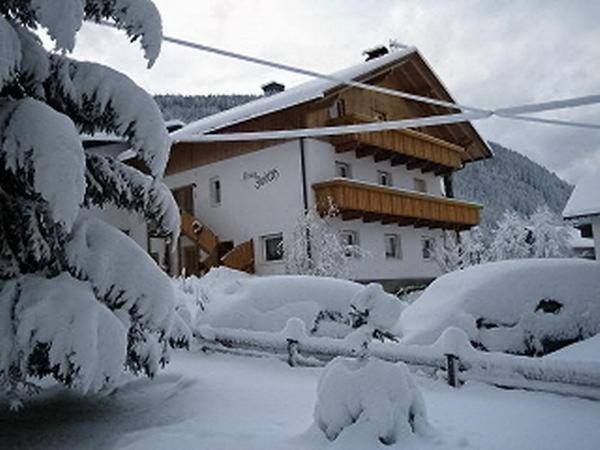 Foto invernale di presentazione Appartamenti Haus Judith