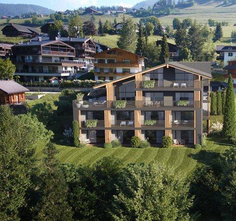 Foto estiva di presentazione Residence Le Fostü - Winklers Naturehome