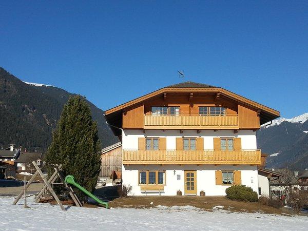 Appartamenti Obwegiserhof Rasun In Valle D Anterselva Plan De
